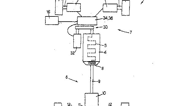 ferrari 4wd hybrid patent 002