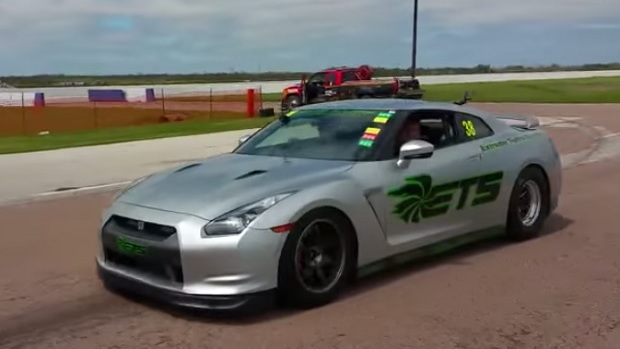 Extreme Turbo Systems World Record GT-R