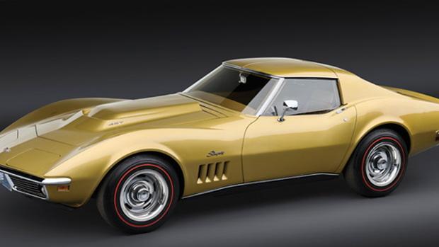 1969 Chevrolet Corvette 427/430 L88