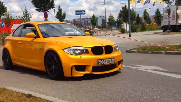 BMW 135 with M3 V8