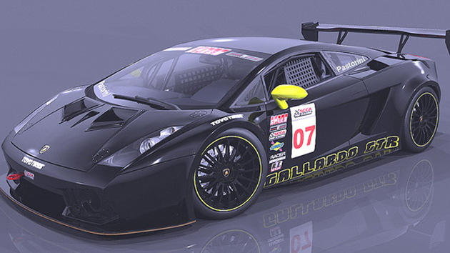 Only Lamborghini Gallardo Gtr In U S Headed To Sema