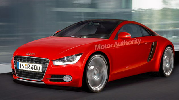 Audi R4 Preview