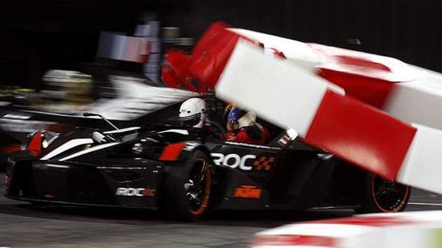 Sebastien Loeb in KTM X-Bow
