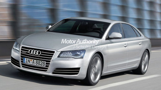 2011 Audi A8 preview