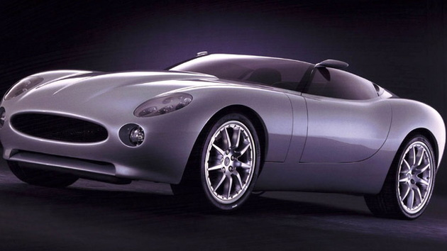 2000 Jaguar F-Type Concept