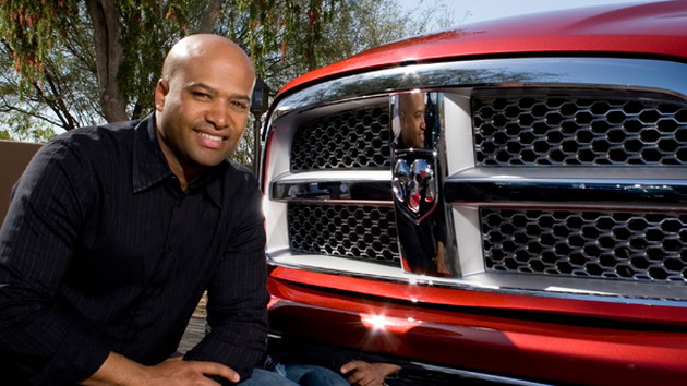 Chrysler design boss Ralph Gilles