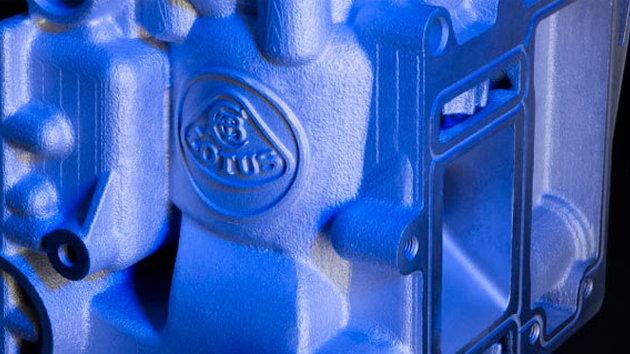 Lotus Omnivore engine concept monoblock