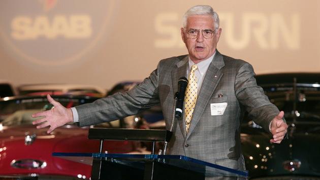 GM vice chairman Bob Lutz