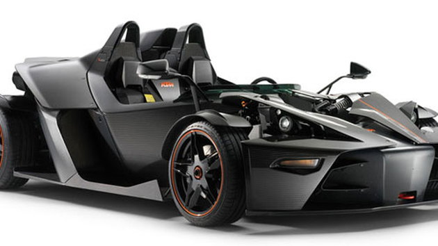 The KTM X-Bow Superlight
