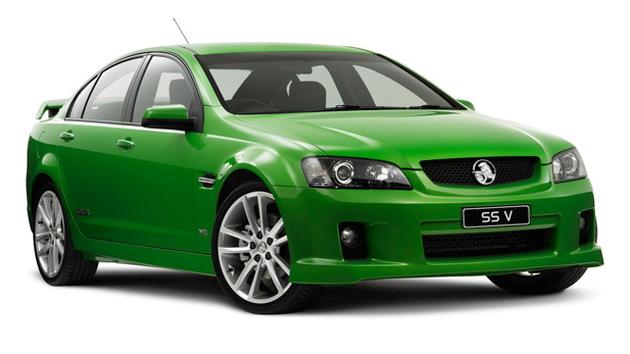 2009 Holden Commodore SS-V