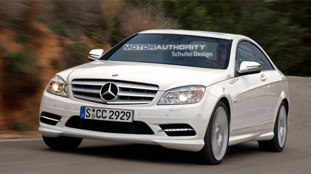 2012 Mercedes Benz C-Class Coupe preview