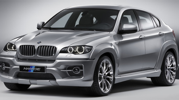 Hartge BMW X6 styling pack