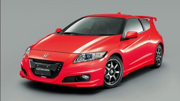 Mugen 2011 Honda CR-Z