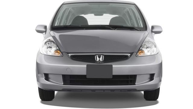 2008 Honda Fit 5dr HB Auto Front Exterior View