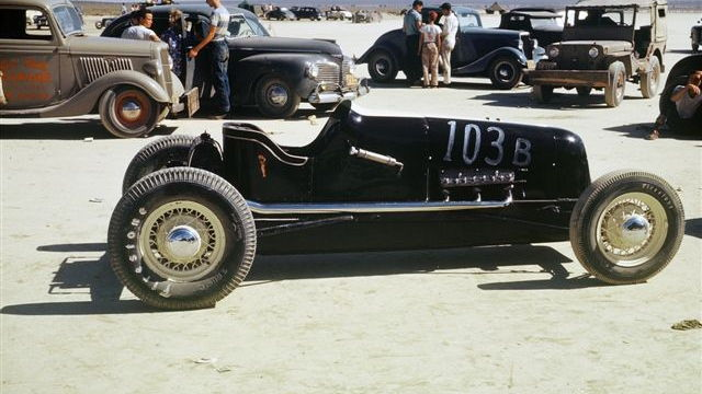 1948 SCTA speed run meet