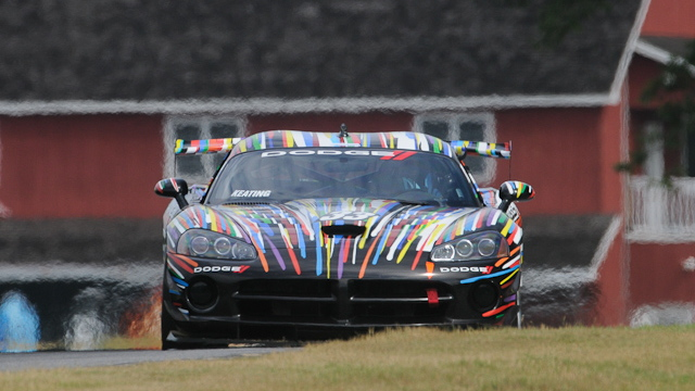 Dodge Viper Cup at VIR