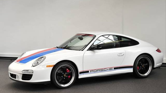 2012 911 Carrera GTS B59 Edition