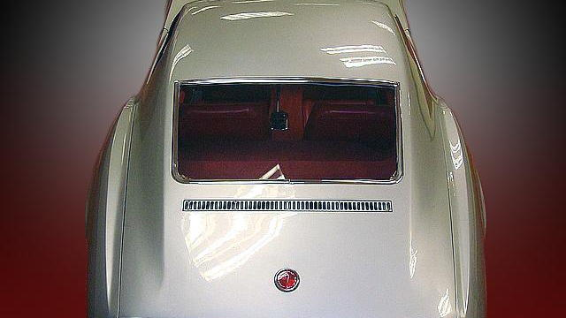 1964 Pontiac Banshee XP-833 prototype. Image: Len Napoli