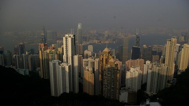 Hong Kong - image credt: Andrew Turner