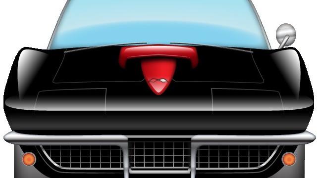 Automoji C2 Corvette