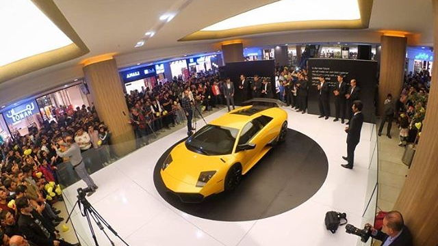 Lamborghini Murcielago News Breaking News Photos Videos Motor