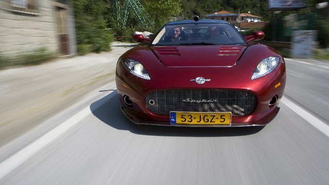 spyker c8 aileron production version 010