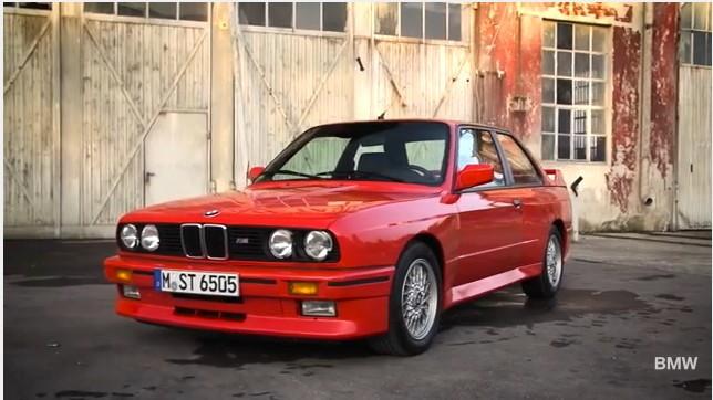The BMW E30 M3 Film