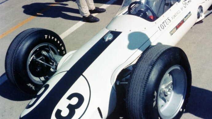 Dan Gurney's 1963 Lotus 29/1