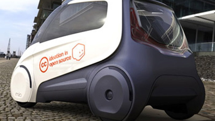 2010 Fiat Mio Concept