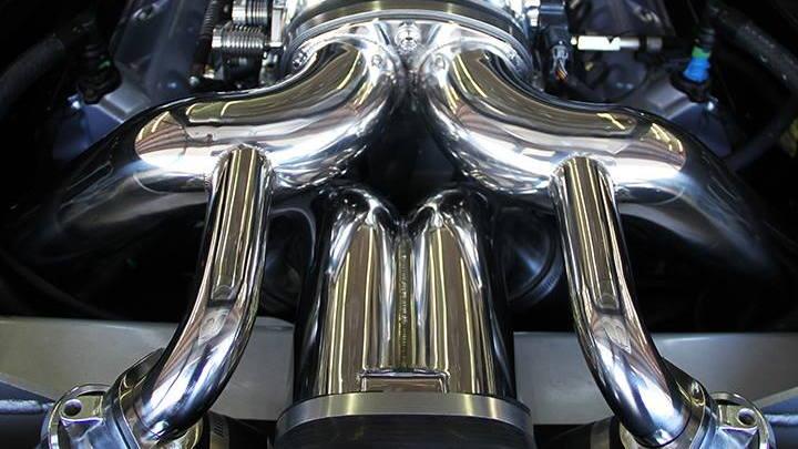 Teaser for 2013 Galpin Ford GTR1