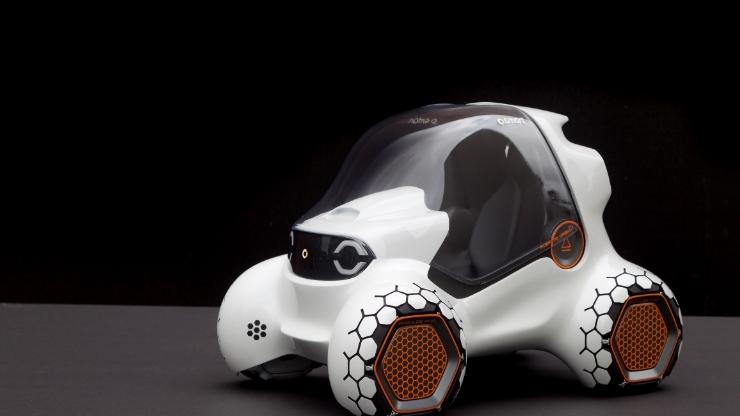 Smart 341 Parkour concept