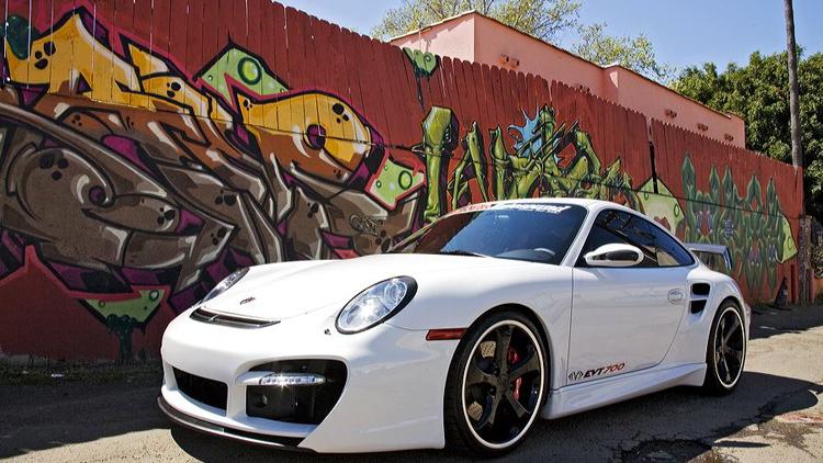 evolution motorsports evt700 997 porsche 911 turbo 015