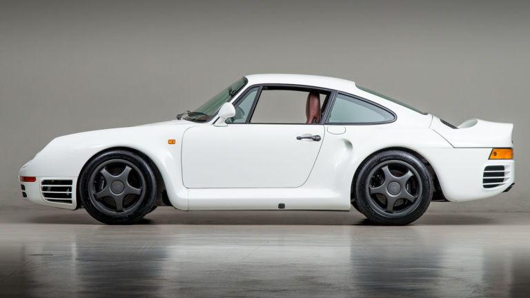 Canepa has created a 763-horsepower Porsche 959
