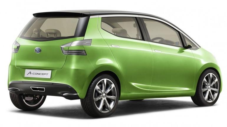 Daihatsu A-Concept