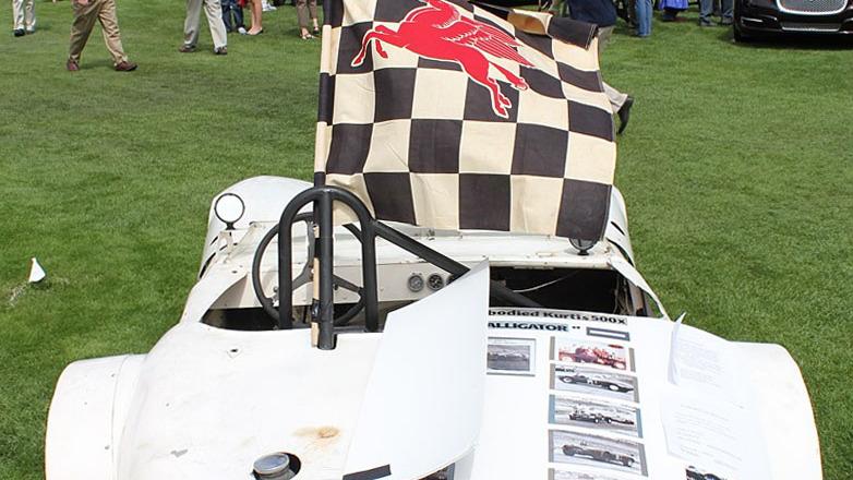 Quail 2010: 1950s Racing Stunners