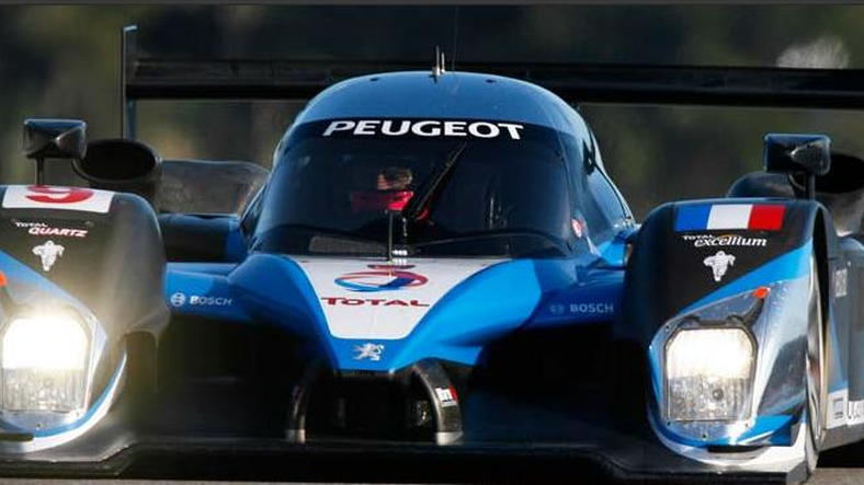 Peugeot 908 HDI at Le Mans 2009