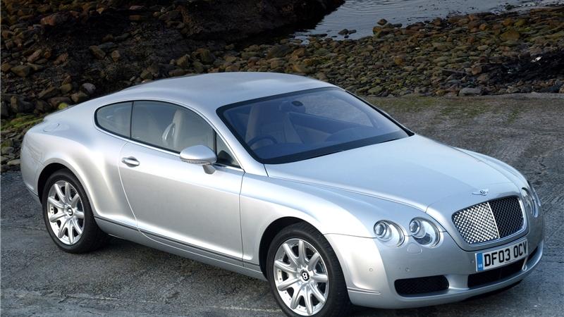 2009 Bentley Continental GT