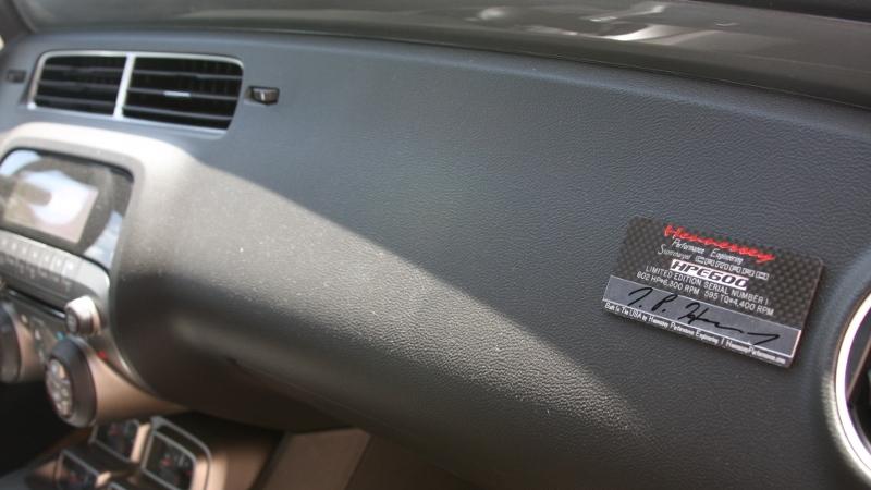 Camaro HPE600
