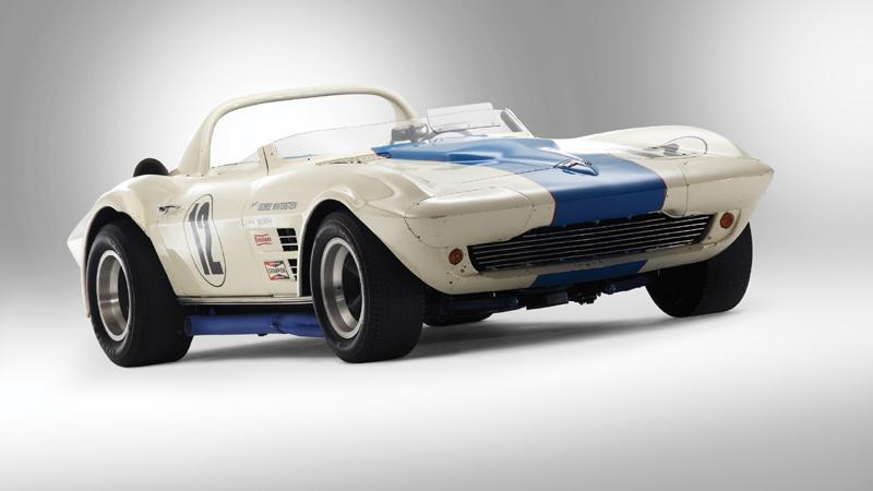 1963 corvette grand sport chassi 002 003