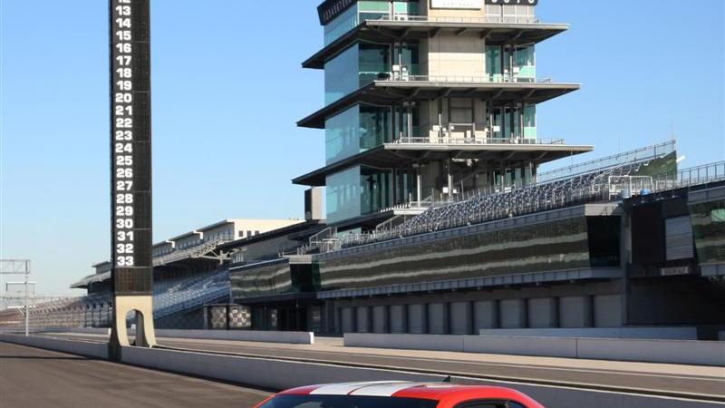 2010 Chevrolet Camaro SS Indianapolis 500 Pace Car