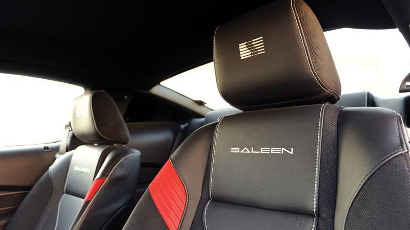 2011 Saleen S302