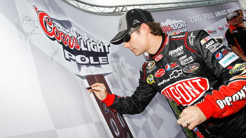 NASCAR photo - Jeff Gordon