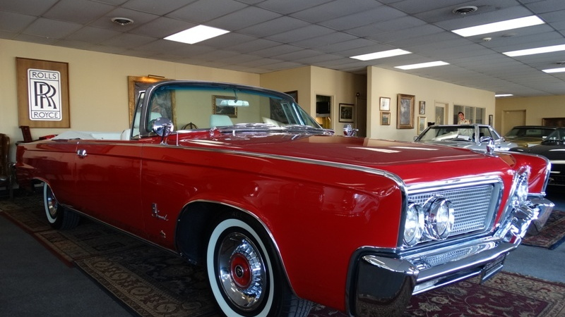 1964 Chrysler Imperial From Mad Men 1