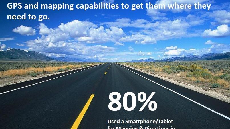 Chadwick Martin Bailey study on smartphone & tablet usage habits, May 2011