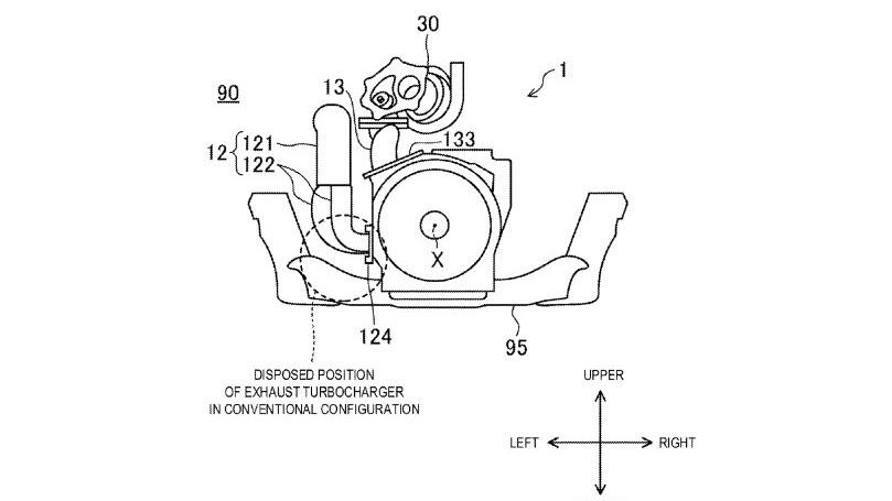 Mazda rotary patent drawing, credit Auto Evolution