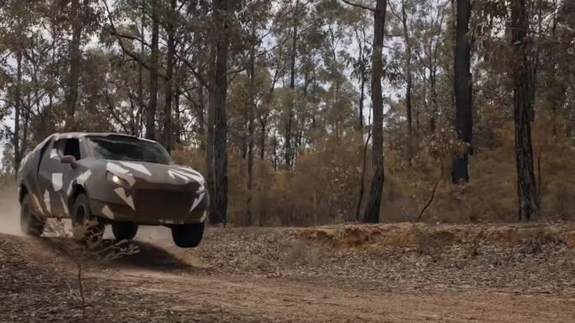 Volkswagen Korama has a hidden Amarok secret