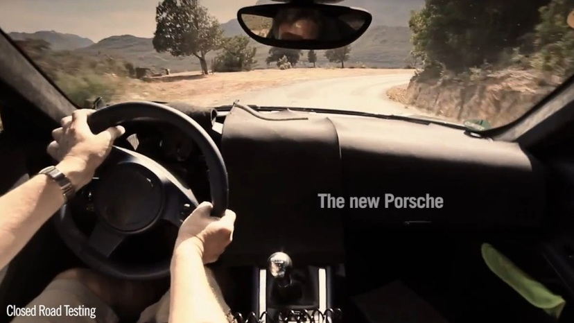 Is this the 2012 Porsche 911's 7-speed manual shifter?