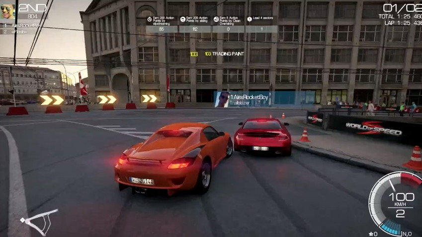 World Of Speed Game Aims To Grab The Massively Multiplayer Online