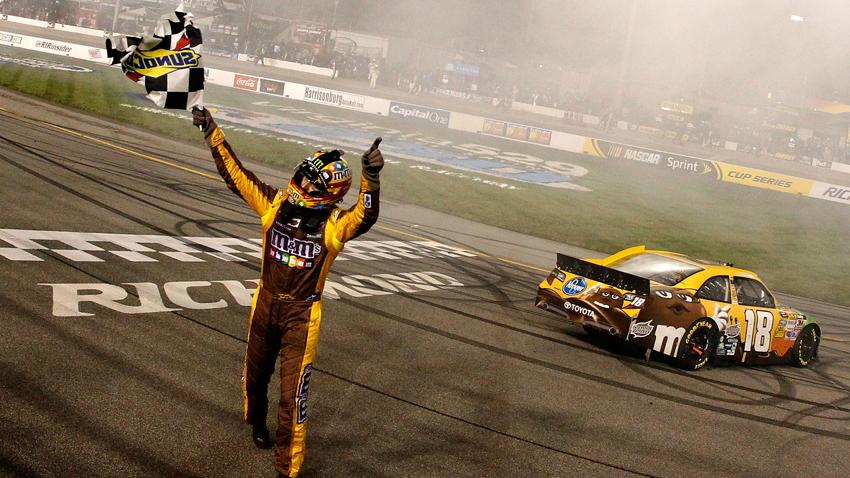 Photo courtesy NASCAR
