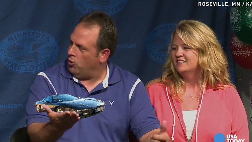 Powerball winner wants an original Acura NSX - Image: USA Today